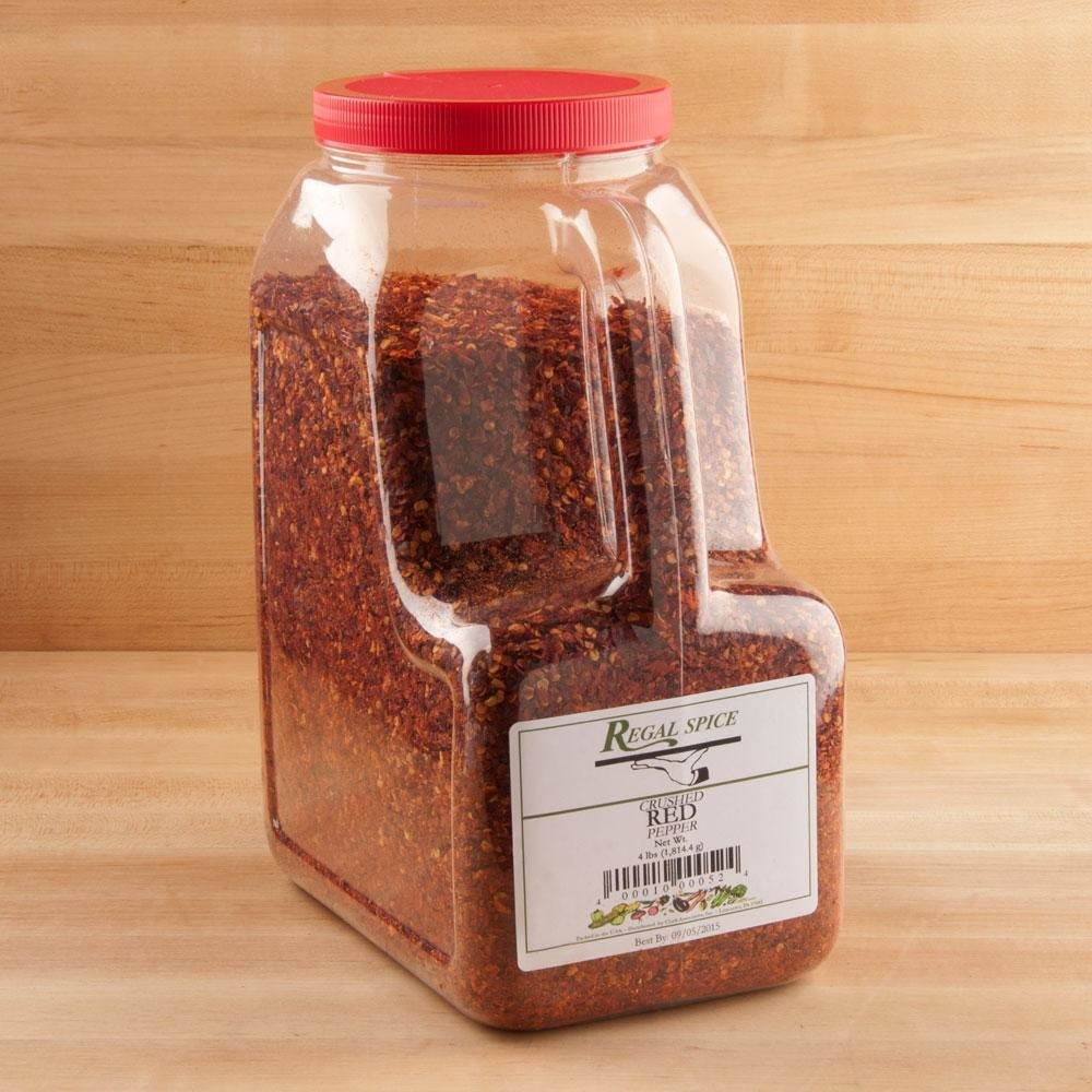 Regal Bulk Crushed Red Pepper 4 lbs.