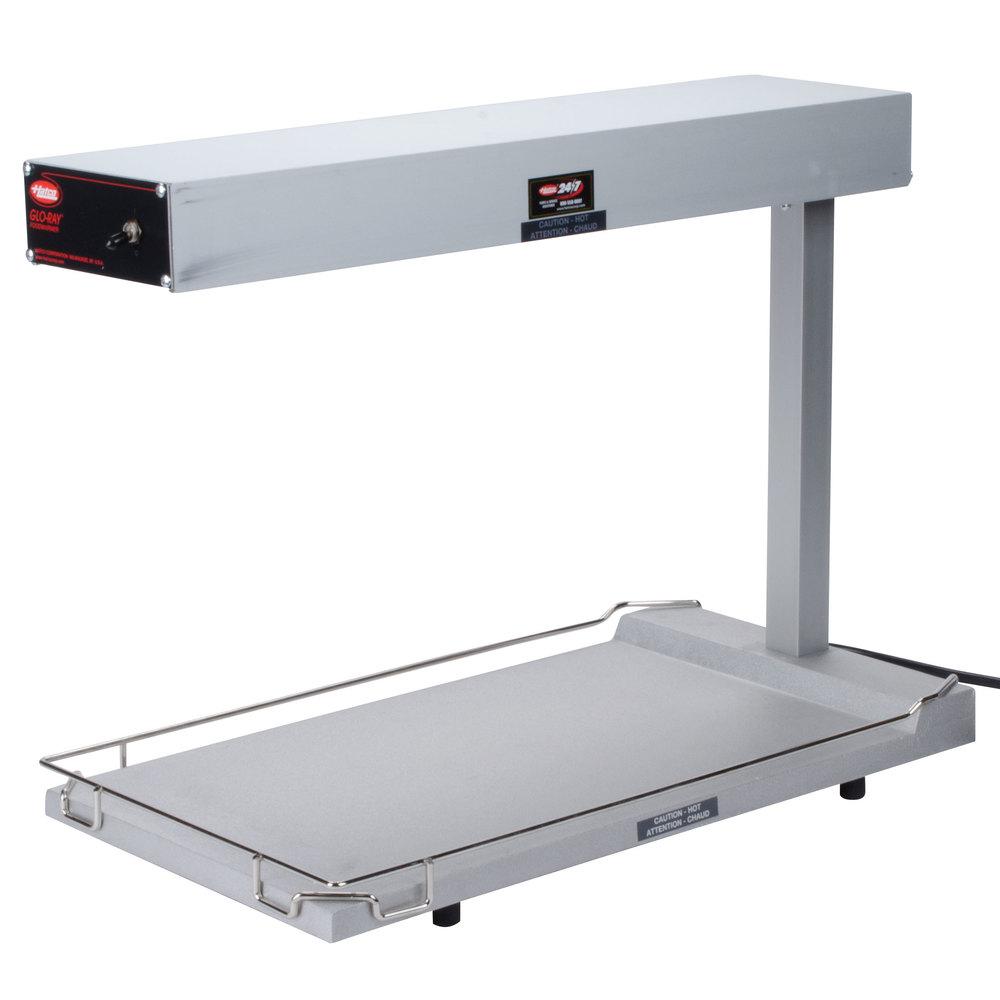 Hatco Grffb Glo Ray Portable Food Warmer With Heated Base
