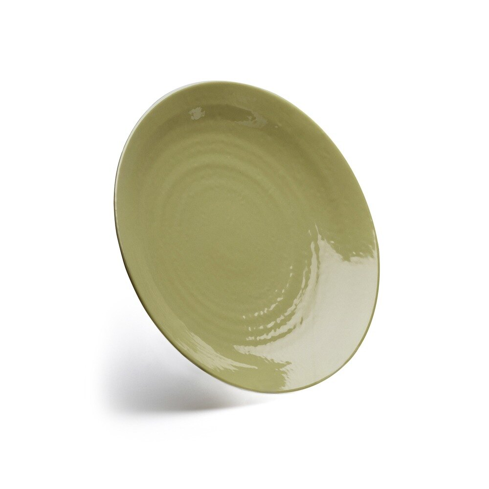 "Elite Global Solutions D9RR Pebble Creek Lizard-Colored 9"" Round Plate at Sears.com"