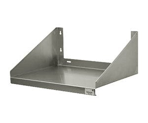 "Advance Tabco MS-18-24 18"" x 24"" Stainless Steel Microwave Shelf at Sears.com"