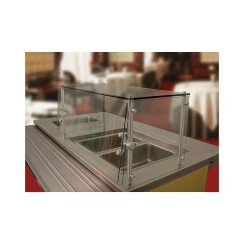 Advance tabco sleek shields gsgc 12 60 cafeteria food for 12 x 60 window