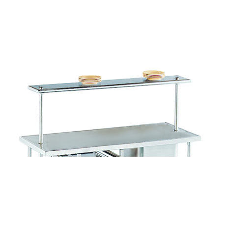 "Advance Tabco PT-15-48 Smart Fabrication 15"" x 48"" Middle Mount Stainless Steel Shelf"