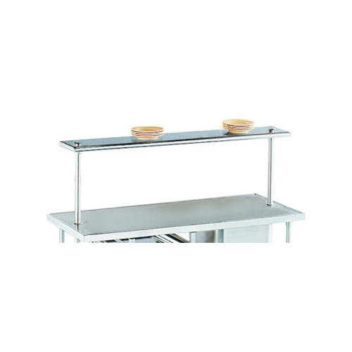 "Advance Tabco PT-10-84 Smart Fabrication 10"" x 84"" Middle Mount Stainless Steel Shelf"