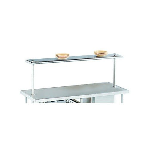 "Advance Tabco PT-12-48 Smart Fabrication 12"" x 48"" Middle Mount Stainless Steel Shelf"