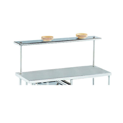 "Advance Tabco PT-18R-84 Smart Fabrication 18"" x 84"" Rear Mount Stainless Steel Shelf"