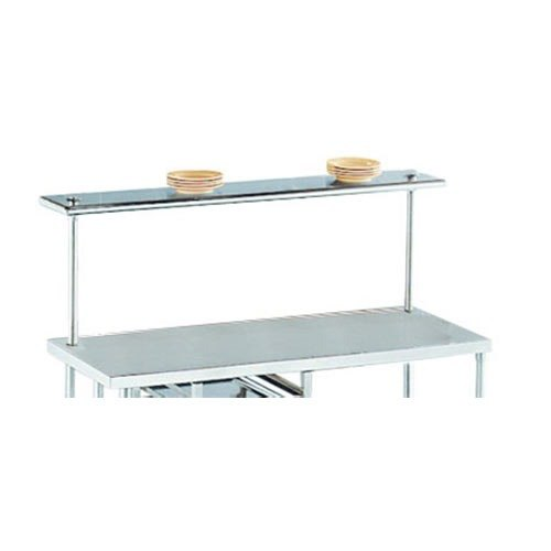"Advance Tabco PT-10R-72 Smart Fabrication 10"" x 72"" Rear Mount Stainless Steel Shelf"