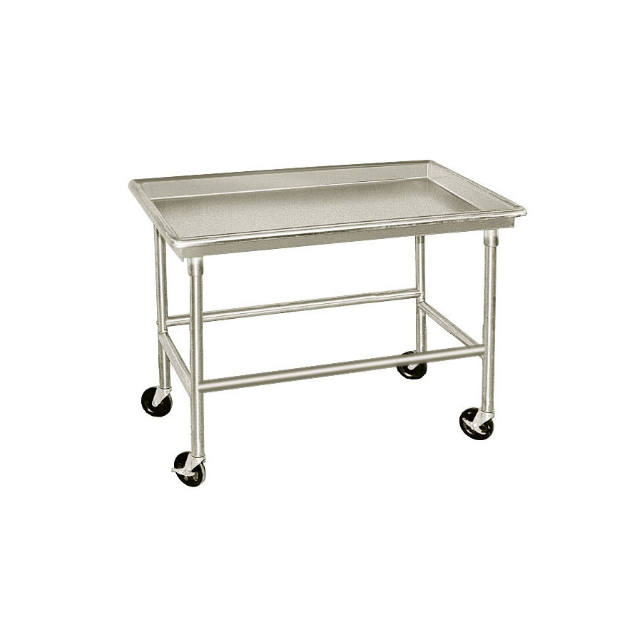 "Advance Tabco SR-60 30"" x 60"" Stainless Steel Sorting Table"