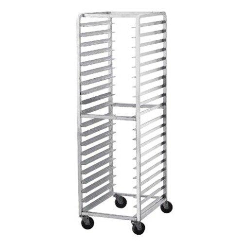 Advance Tabco PR10-6W Aluminum Mobile Front Load Bun Pan Rack - 10 Pan Capacity at Sears.com