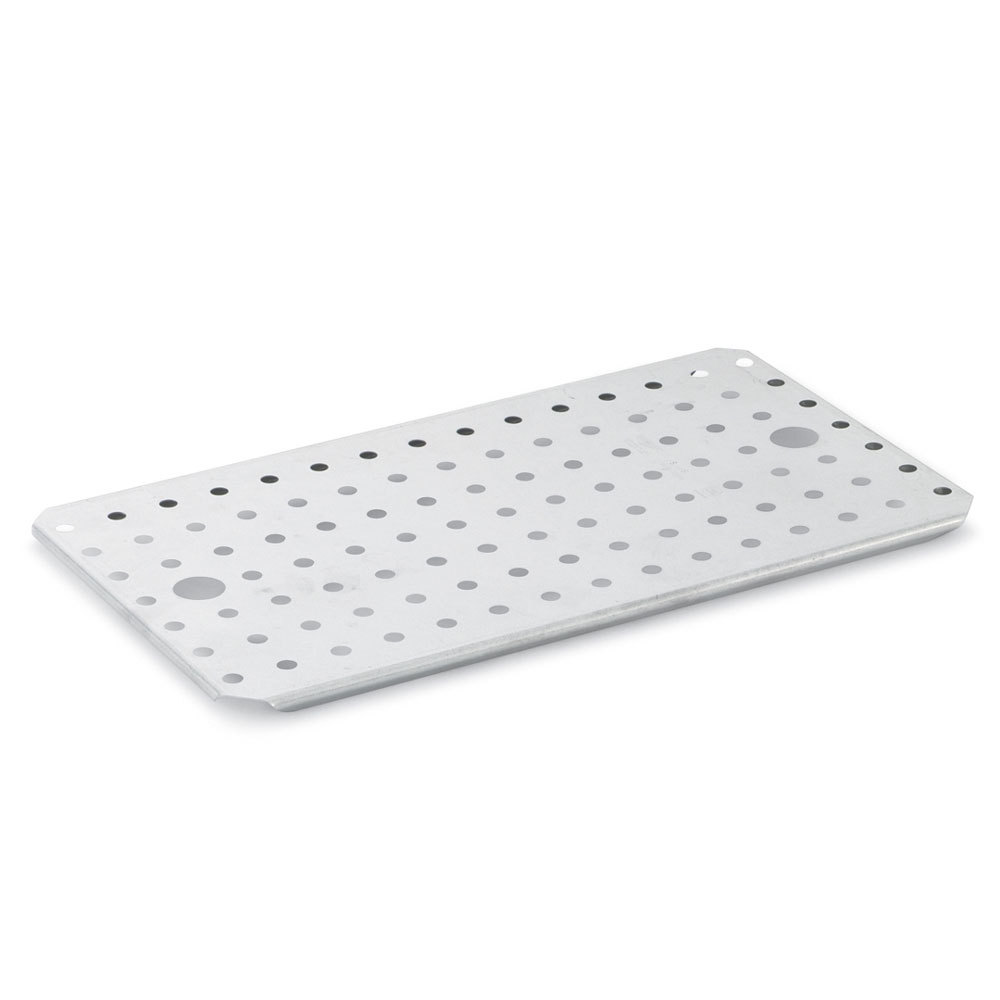 Vollrath 70100 False Bottoms Full Size Stainless Steel Drain Tray for Super Pan 3