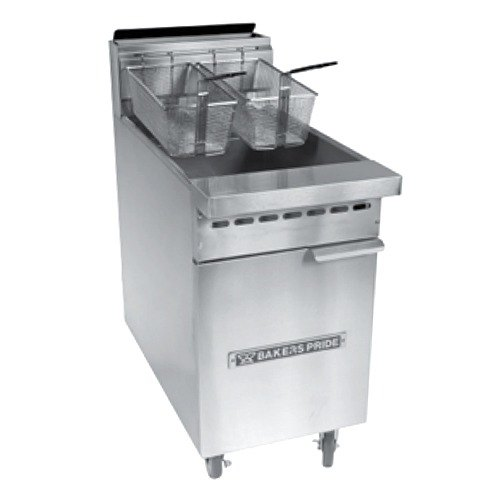 Bakers Pride 300271 Conversion Kit from Liquid Propane to Natural Gas for 4050 Restaurant Series Fryer at Sears.com
