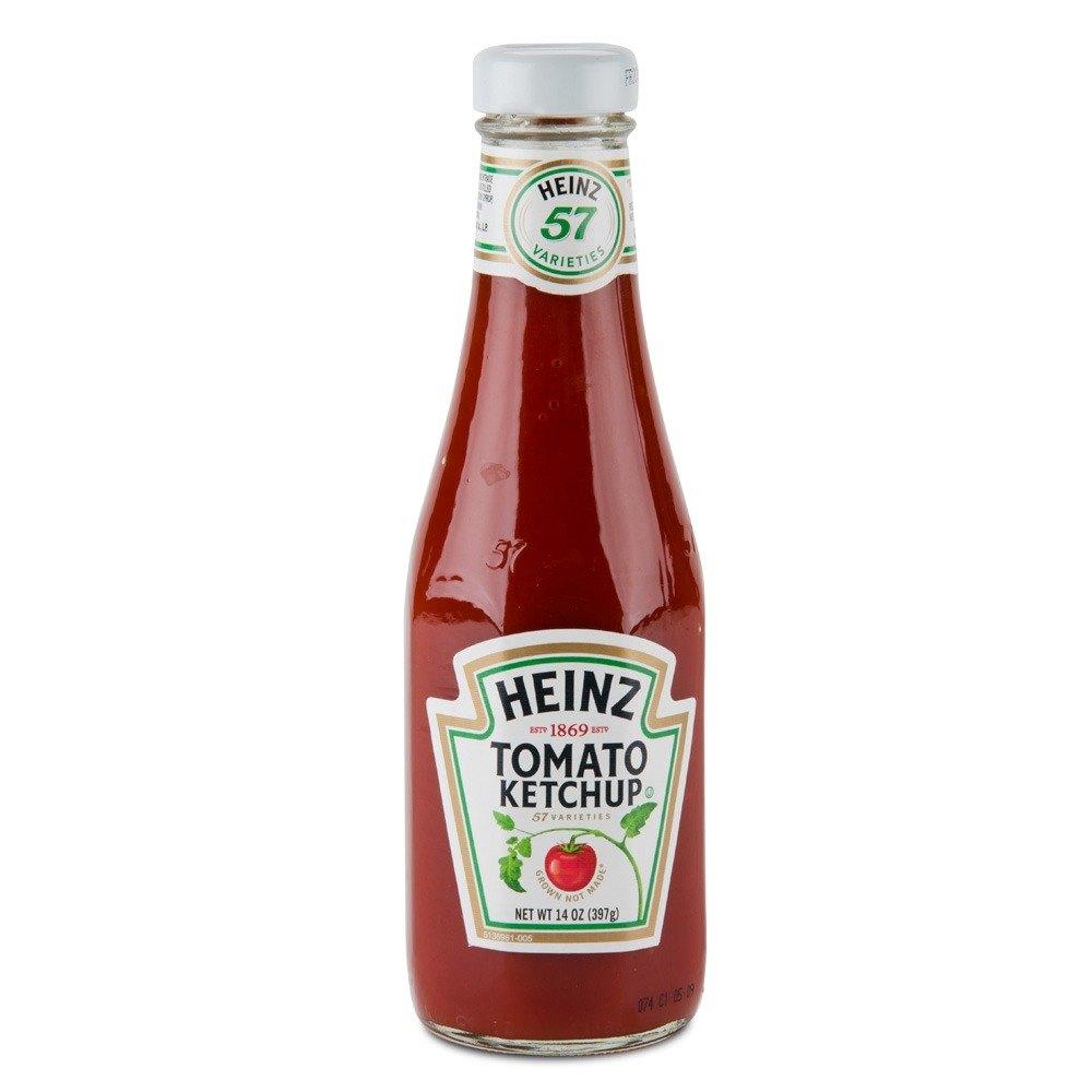 Heinz 14 Oz Ketchup 24 Case
