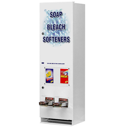 Two Column Laundry Soap Vending Machine