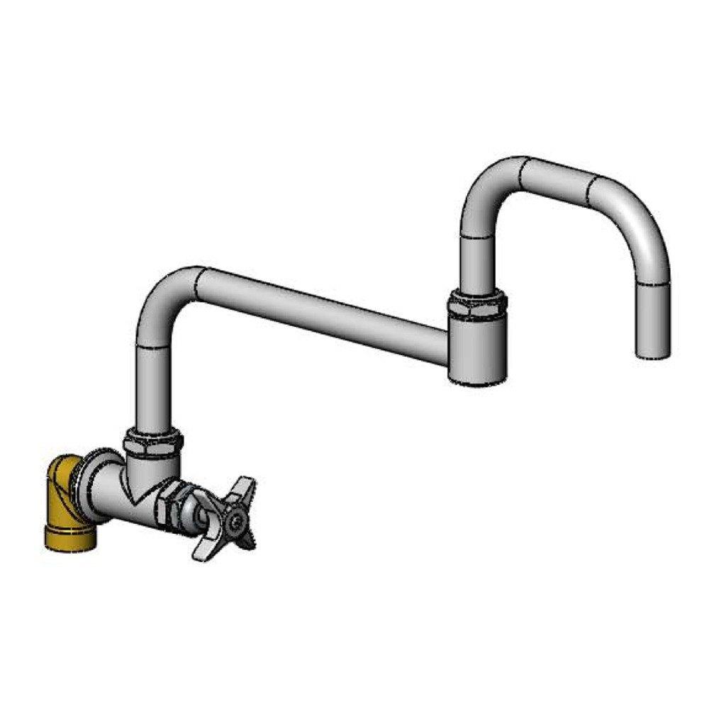 Delta 182 Urban Verona Polished Chrome Kitchen Sink Faucet