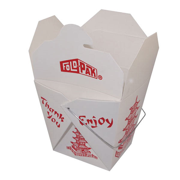 Red Chinese Take Out Favor Boxes : Fold pak whpagodm oz chinese asian take out