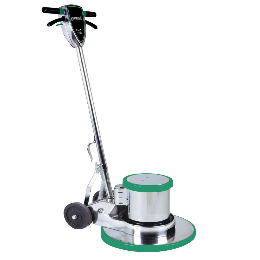 Bissell PRO FMC Series BGC-1 Single Speed Heavy Duty Floor Machine with Interchangeable Aprons 1 1/2 HP - 175 RPM at Sears.com