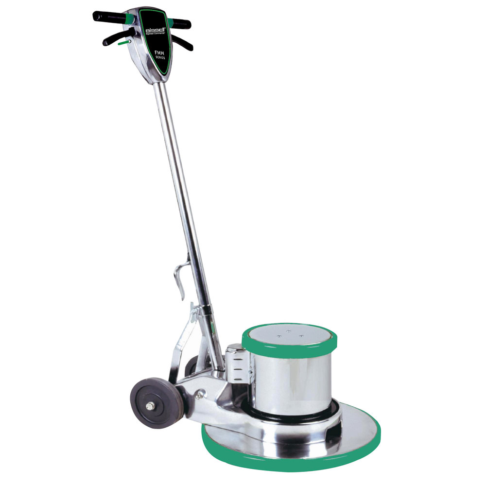 """Bissell PRO FMH Series BGH-15E 15"""" Single Speed Heavy Duty Floor Machine 1 1/2 HP - 175 RPM at Sears.com"""