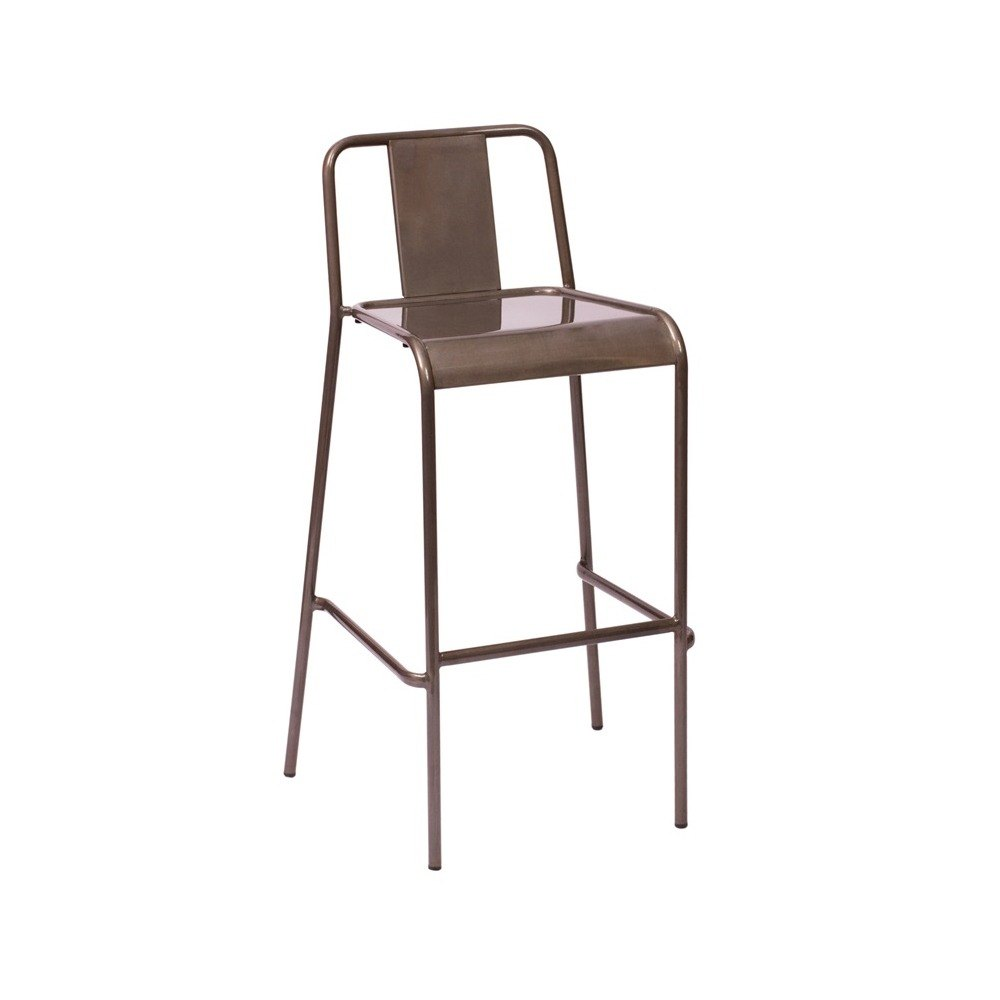 BFM Seating Tara DV380CL Stackable Indoor Bar Height Chair at Sears.com