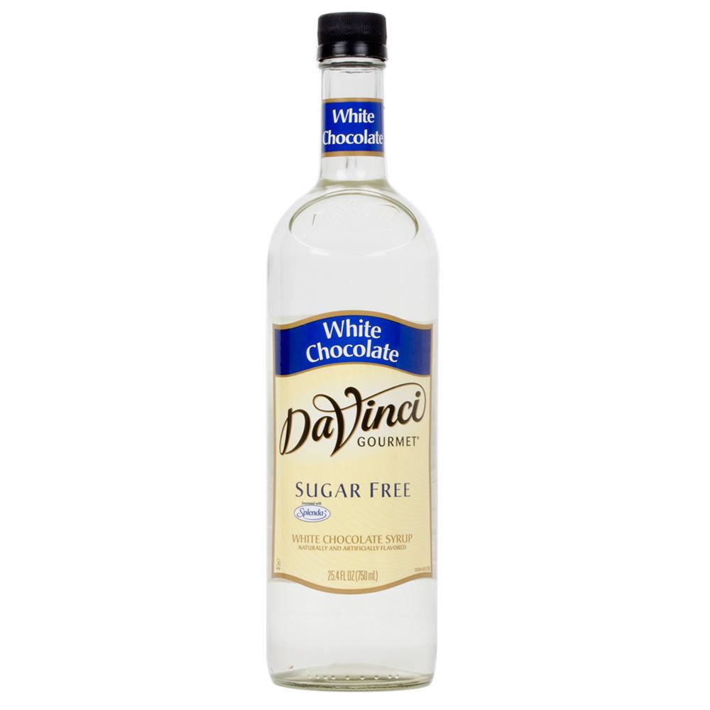 Da Vinci Sugar Free White Chocolate Syrup