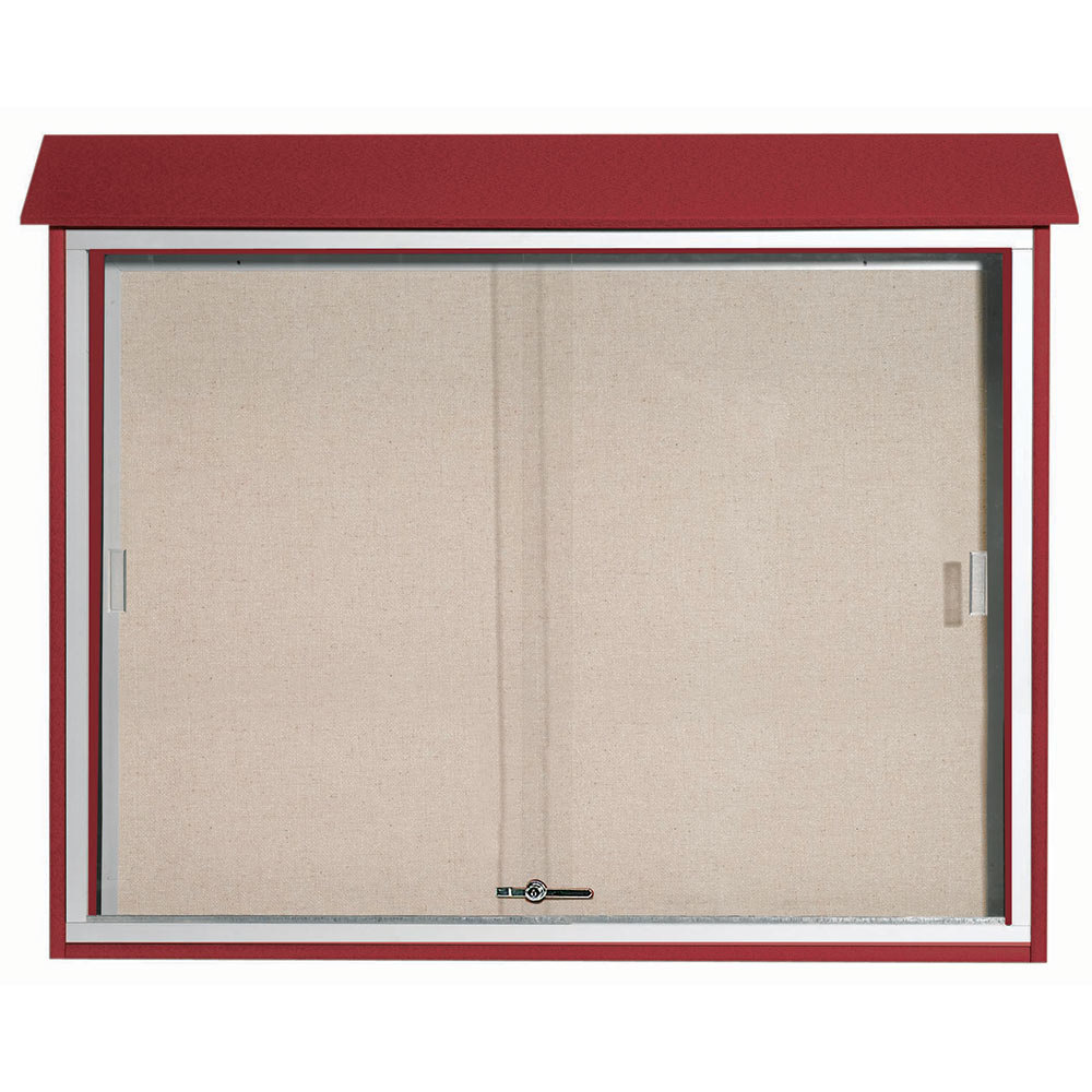 Bulletin Boards with Sliding Doors 1000 x 1000