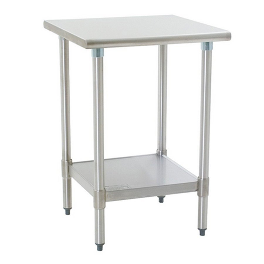 Eagle Group T2424sb 24 Quot X 24 Quot Stainless Steel Work Table