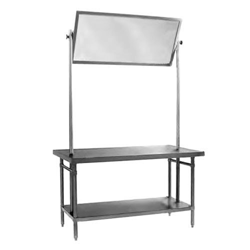 "Eagle Group DT3672SE Spec-Master 72"" Demo Table with Mirror"