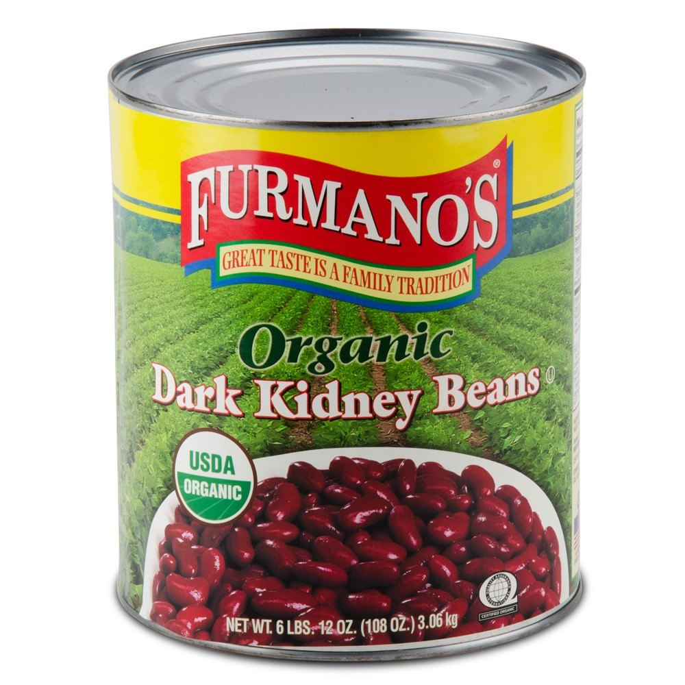 how to prepare kidney beans from a can