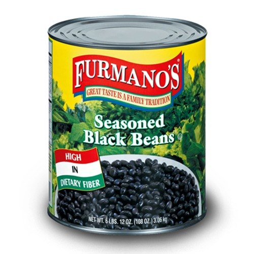 Black beans seasoning