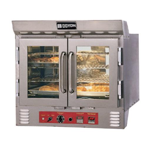 doyon ja4 jet air single deck electric bakery convection oven 120 208v 3 phase 8 kw. Black Bedroom Furniture Sets. Home Design Ideas