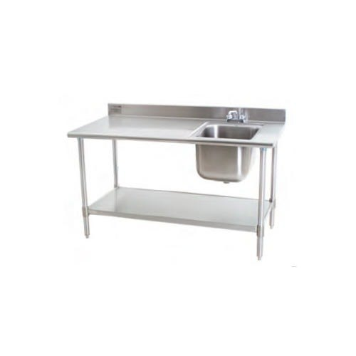 Stainless Steel Table Sink : ... T3072SEB-BS-E23 30