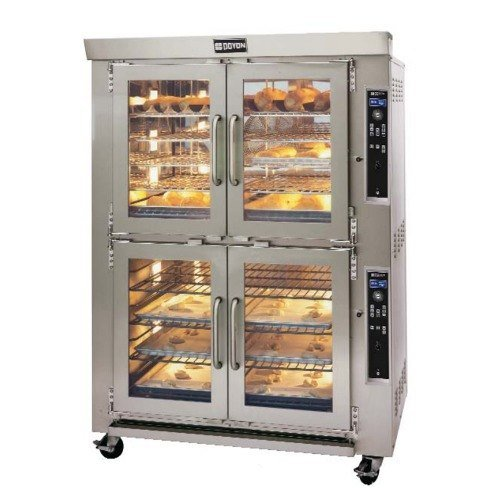 Doyon JA20 Jet Air Double Deck Electric Convection Oven - 27 kW