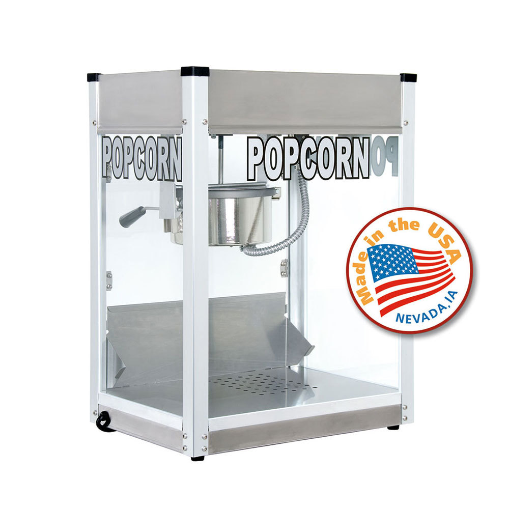 paragon 6 oz popcorn machine