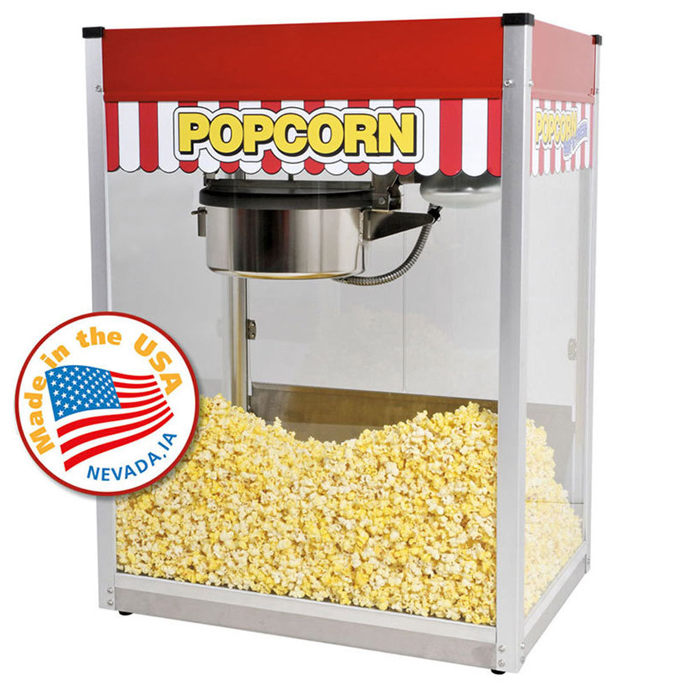 Paragon 1112810 Classic Pop 14 oz. Popcorn Machine