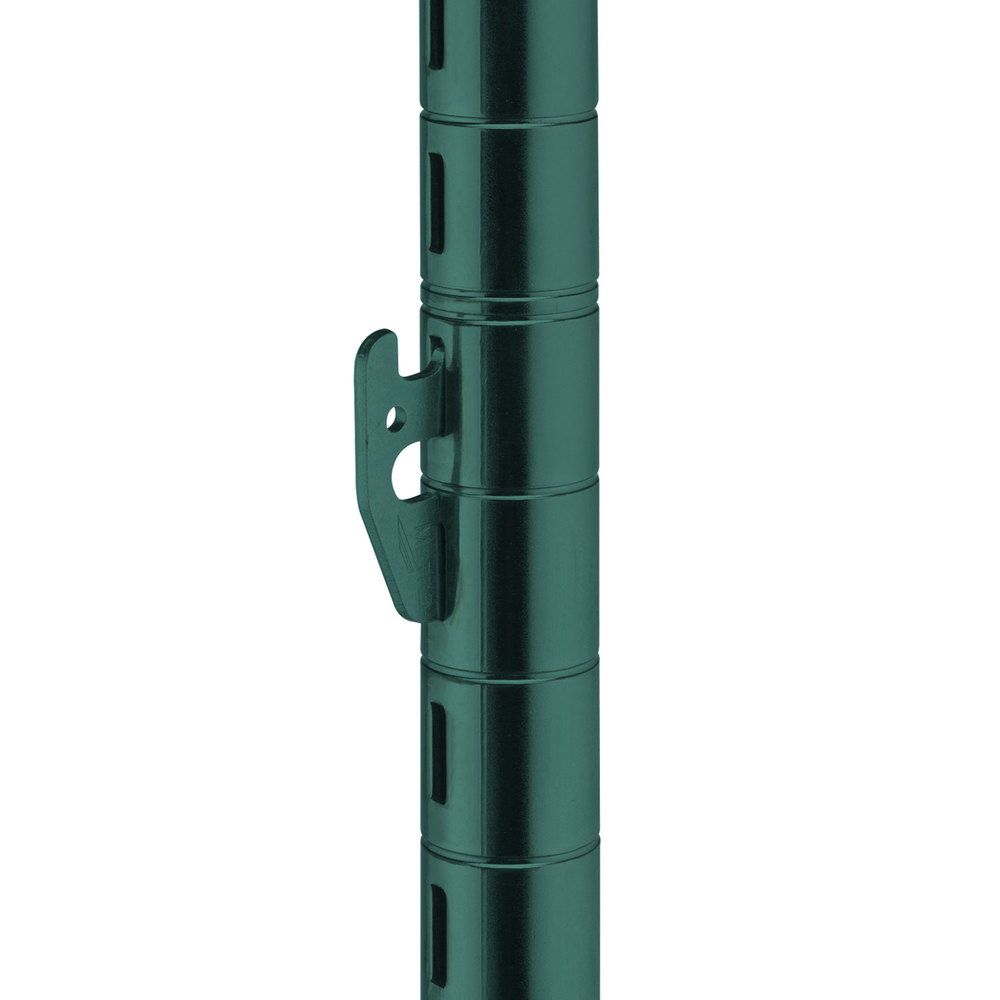 Metro 86UPQ-DHG qwikSLOT Hunter Green Mobile Post - 86""