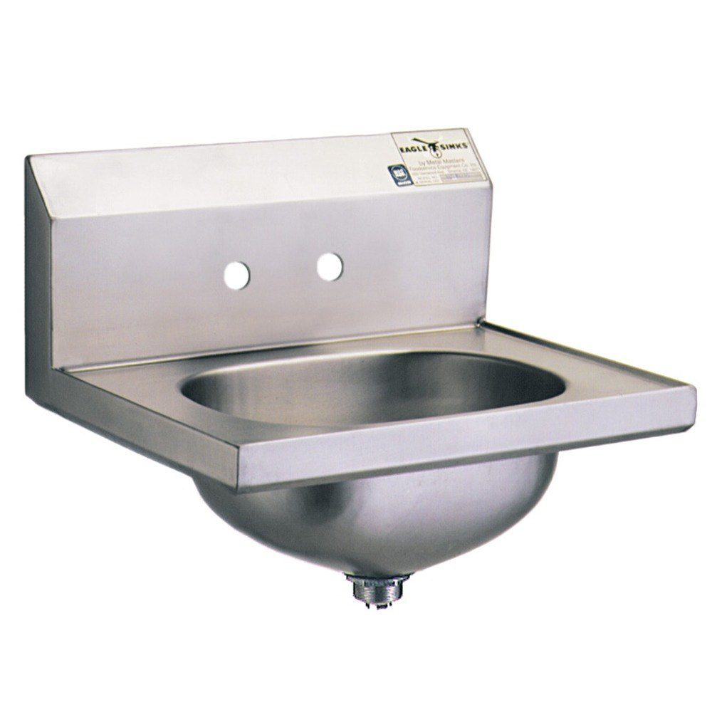 Eagle Sinks : Eagle Group HSA-10-MG MicroGard Hand Sink with 4