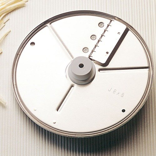 Robot Coupe 27047 Julienne Cutting Disc for Small Food Processors - 4 mm x 4 mm (5/32 inch x 5/32 inch) Cuts