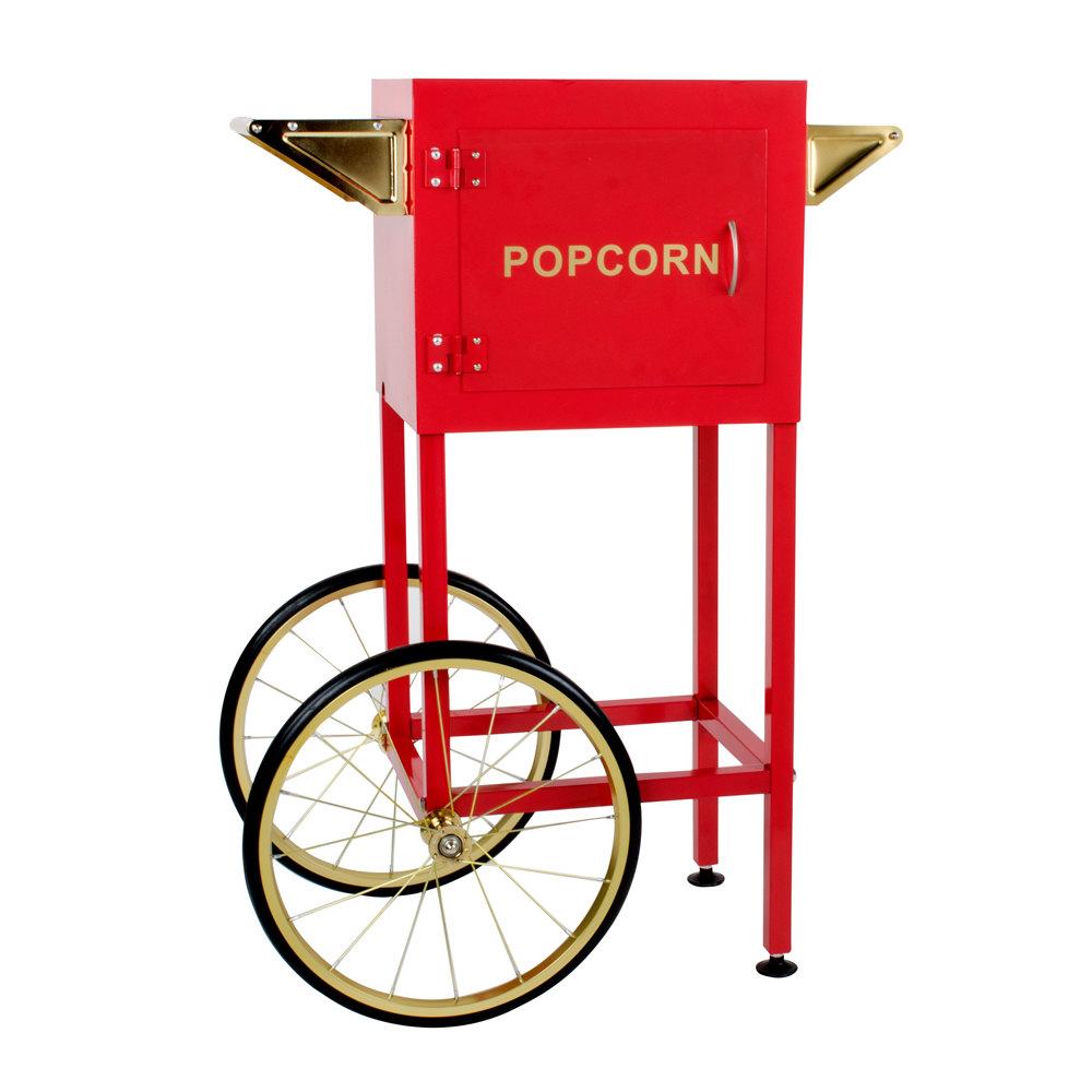 "Carnival King PM4CART Cart for 4 oz. PM470 Popcorn Popper ? 16"" Wheels at Sears.com"