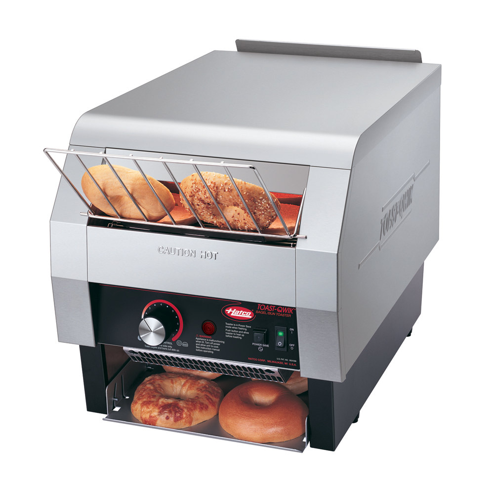 "Hatco 240 Volts Hatco TQ-800BA Toast Qwik One Side Conveyor Toaster - 2"" Opening at Sears.com"