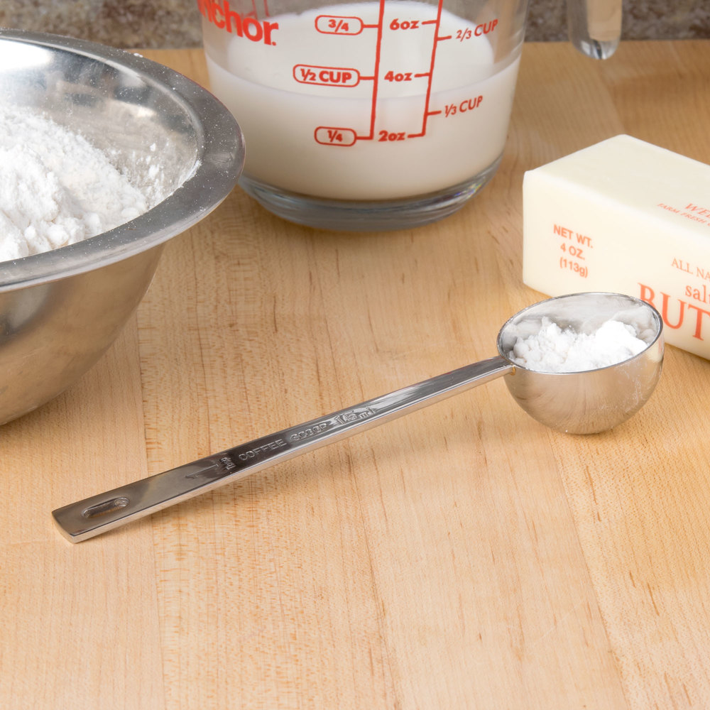 Tablecraft 401 1 T. Coffee / Measuring Scoop