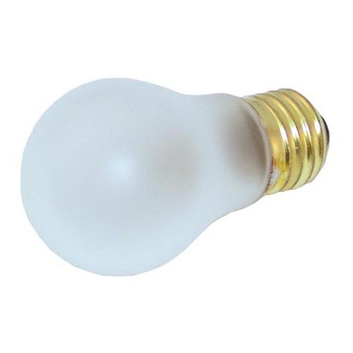 All Points 38 1513 3 1 2 X 1 7 8 Silicone Coated Shatterproof Light Bulb 130v 40w