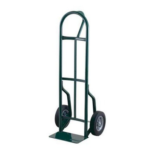 "Harper Trucks Harper 59T86 Loop Handle 600 lb. Steel Hand Truck with 10"" x 2"" Solid Rubber Wheels at Sears.com"
