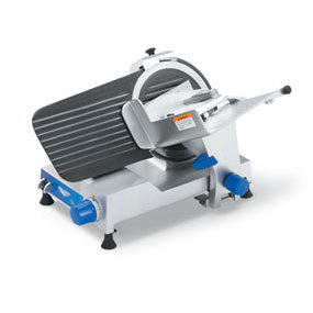 Vollrath 40906 12 inch Gear Driven Manual Meat Slicer - 1/2 hp
