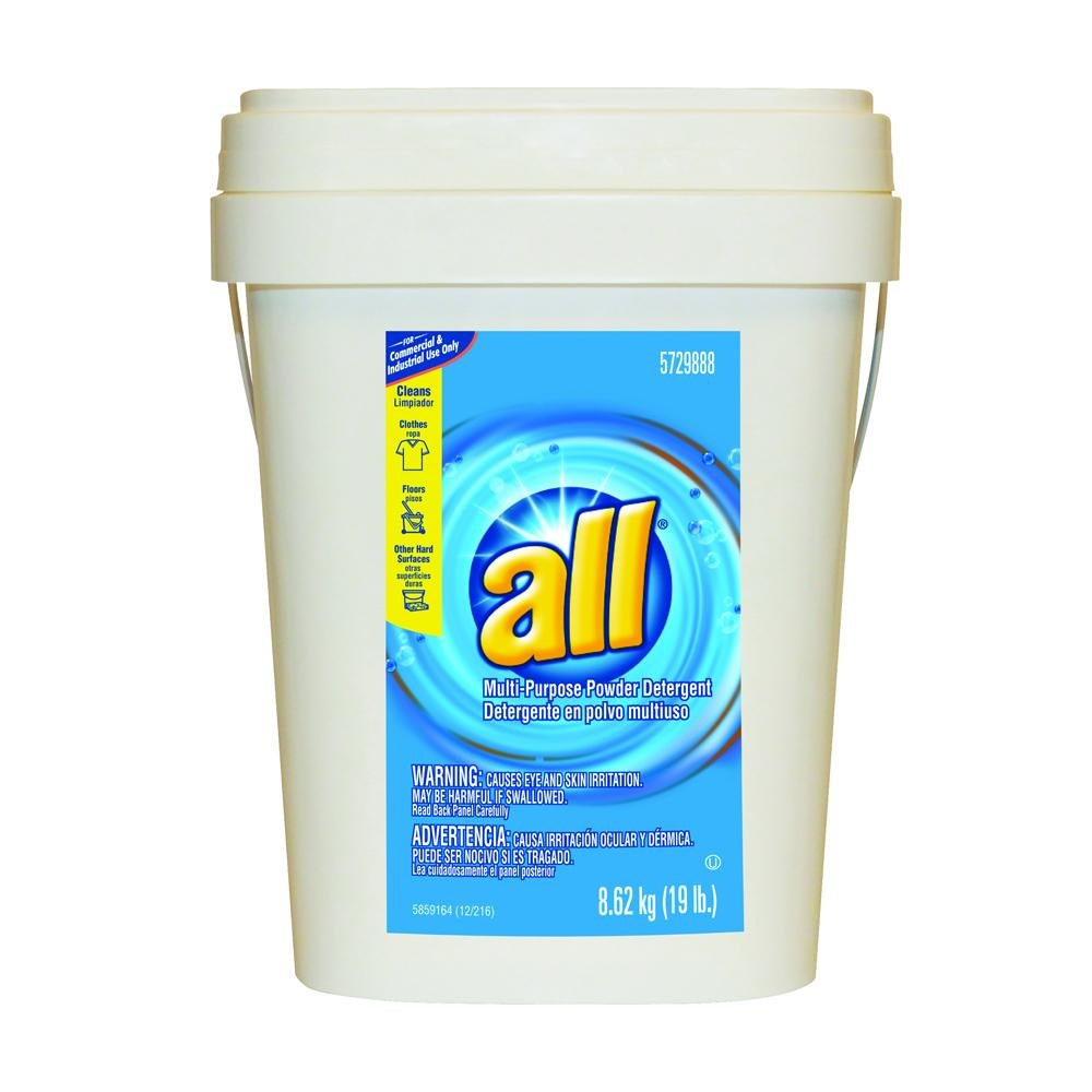 JOHNSON DIVERSEY Diversey 5729888 All Multi-Purpose Powder Detergent - 19 lbs. at Sears.com
