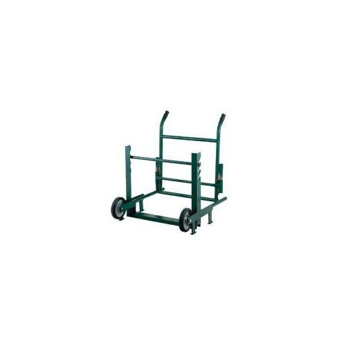 "Harper WR9061 900 lb. Wheel N Reel Hand Truck with 8"" x 1 5/8"" Mold-On Rubber Wheels"