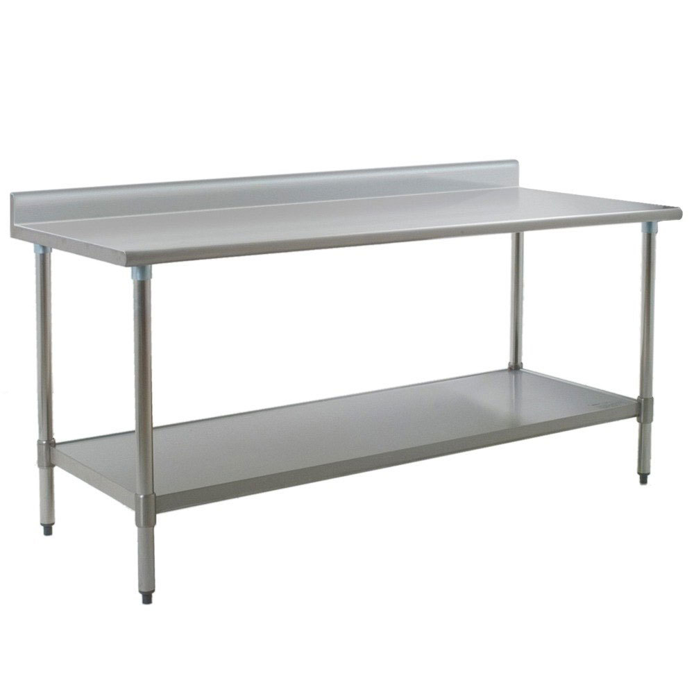 Eagle Group T3696eb Bs 36 Quot X 96 Quot Stainless Steel Work