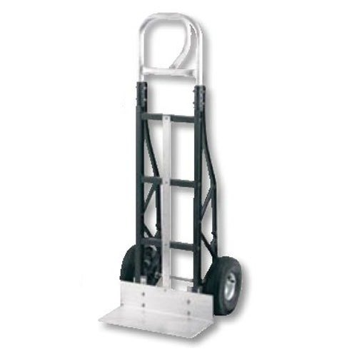 "Harper Trucks Harper N3LAJK19 N-Series Loop Handle 300 lb. Composite Hand Truck with 10"" x 3 1/2"" Pneumatic Wheels at Sears.com"