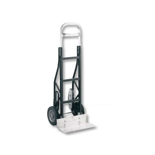 "Harper Trucks Harper N2PJ86C N-Series Single Pin Handle 300 lb. Composite Hand Truck with 8"" x 2"" Solid Rubber Wheels at Sears.com"