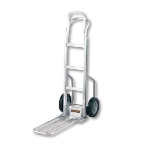 Extendable Hand Truck : Harper g ca mg series continuous handle lb