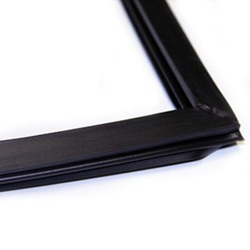 "True Refrigeration True 810805 Replacement Black 29 1/4"" x 20"" Door Gasket for TDD-1 Kegerators at Sears.com"