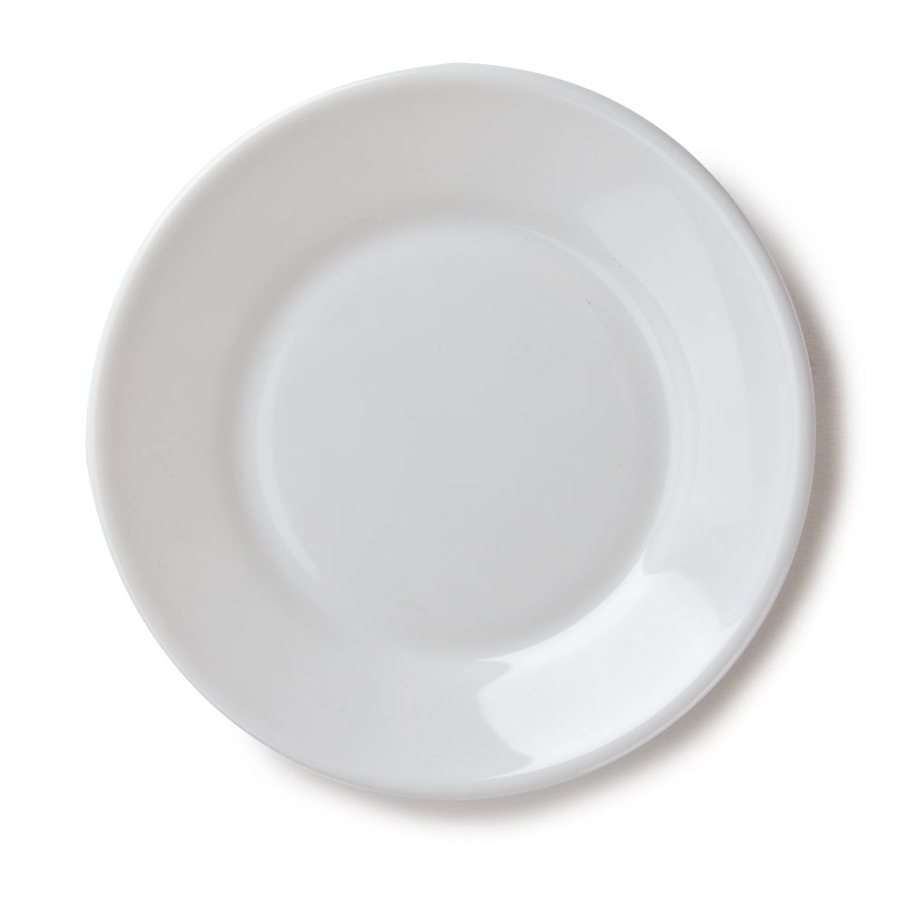 "Cardinal International Cardinal Arcoroc Opal Restaurant White 22506 6"" Bread and Butter Plate - 24 / Case at Sears.com"