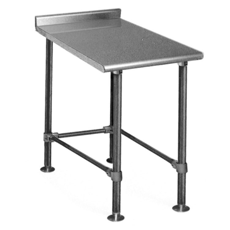 eagle group ut2412ste 12 x 24 equipment filler table